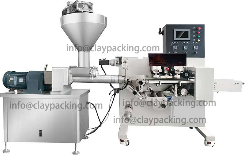 Automatic Plasticine extruding,Cutting,Packing Machine