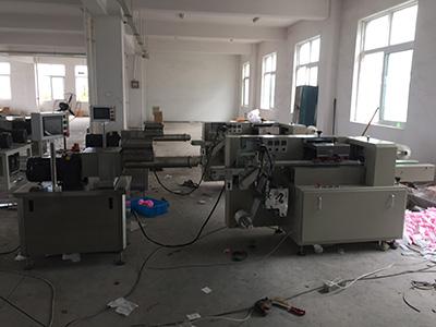 Automatic Plasticine extruding,Cutting,Packing Machine