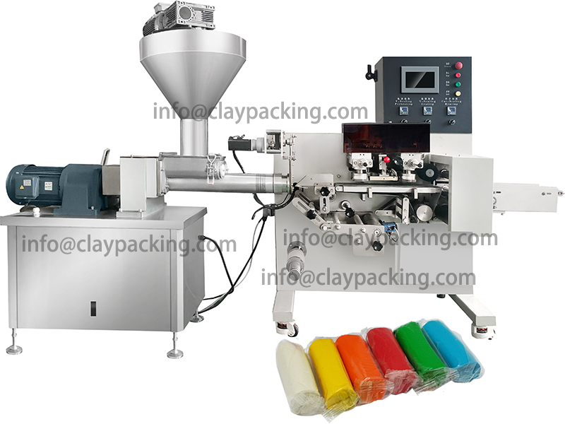 Fully Automatic Plasticine Packing Machine