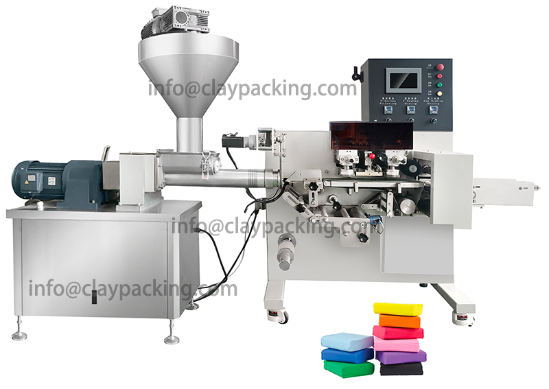 Automatic Rubber Extruder,Cutter,Packing Machine